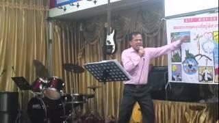 Evan Joseph Pau, Agape Ministry 4