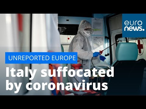Italy Suffocated By #coronavirus: The Story Of Patients And Doctors In The Grip Of Covid-19