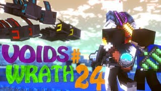 Minecraft: Voids Wrath - Part 24 - Bosses & Arcana!