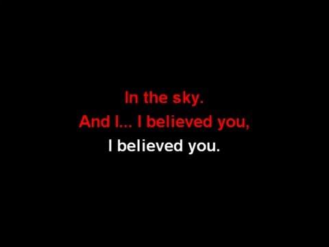 Chris Isaak - Black Flowers Karaoke