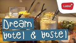 Työn raivaajat! -haastekampanja - Dream Hostel & Hotel Tampere