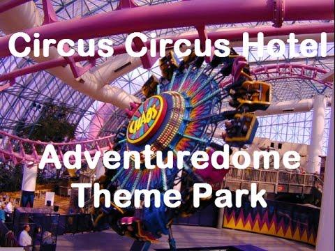 Circus Circus Reno Rides