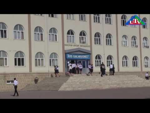 Naxçıvan Dövlət Universitetinin inkişaf yolu