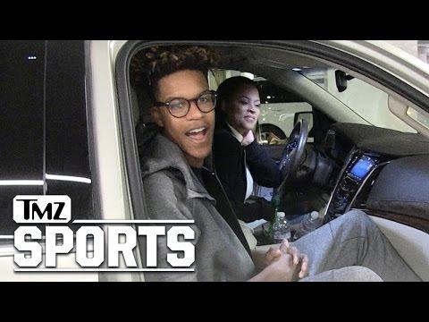 Shareef O'Neal: Sorry LSU Fans, No Chance I Go There | TMZ Sports