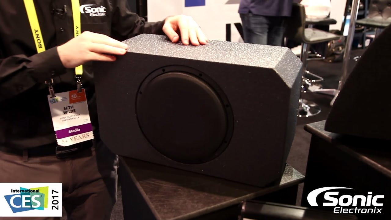 Nvx Boost Subwoofer Enclosure For Jeep Wrangler Unlimited 07 Up Jk Box Ces 2017