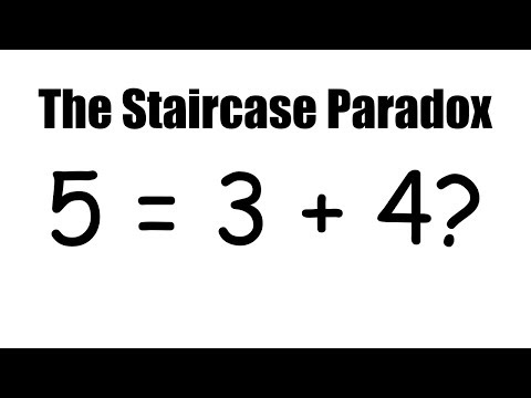 Is The Pythagorean Theorem Wrong? The Staircase Paradox