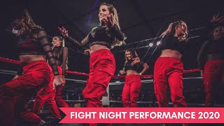 Fight Night Performance 2020 | Exeter University Dance Society's Performance Team