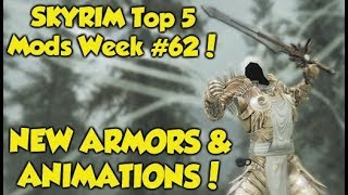 Skyrim Top 5 Mods of the Week #62 (Xbox One Mods)