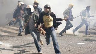 Фильм «Что-то в воздухе» 2013 кино о молодых бунтарях Смотреть русский Трейлер