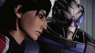 Repeat youtube video Mass Effect: Complete Garrus Romance