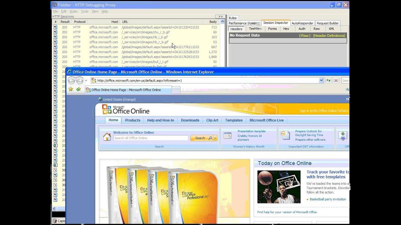 Performance Testing with Fiddler Web Debugging Proxy - Telerik