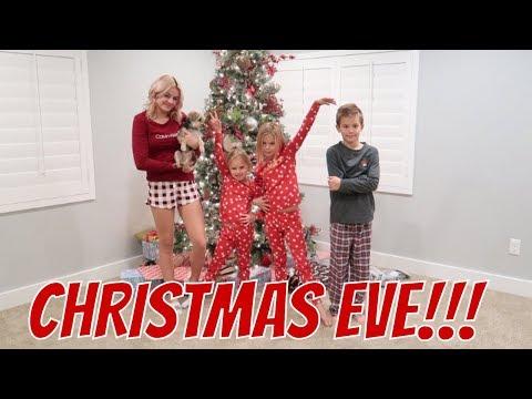 CHRISTMAS EVE 2018 | THE LEROYS