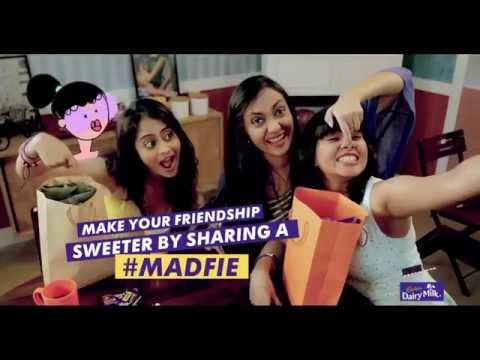 MTV & Cadbury Dairy Milk – #Madfie