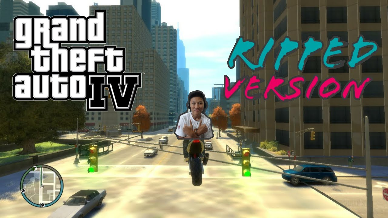 REVIEW DAN TEST GTA 4 FULL RIP VERSION | coba coba #1