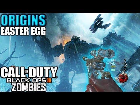 🔴 ORIGINS EASTER EGG - Call Of Duty: Black ops 3 - #LIVETODASEXTA #VEMPRALIVE thumbnail