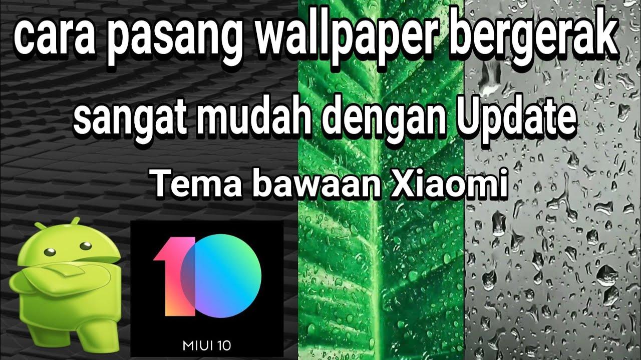 Download 6000 Wallpaper Bergerak Di Xiaomi HD Gratis