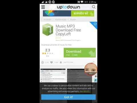 How To Fix Error's On Music Mp3 Download Free Copyleft App Not Working On Android, PC,
