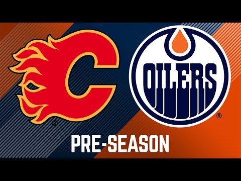 FULL GAME ARCHIVE | Oilers vs. Flames at Edmonton