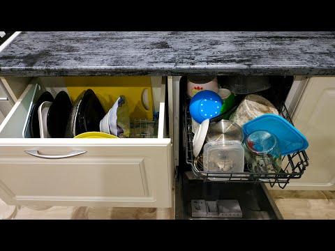 Выдвижная сушилка для посуды
