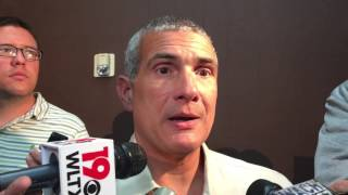 Frank Martin on Columbia hosting NCAA Tournament and more