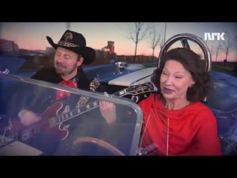 Åse Kleveland synger Raga Rockers «Fritt liv»
