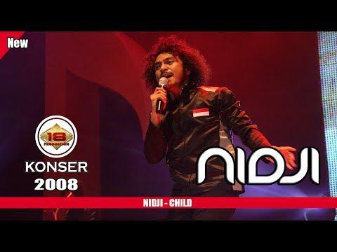 NIDJI - CHILD (LIVE KONSER KALIMANTAN TIMUR 2008)