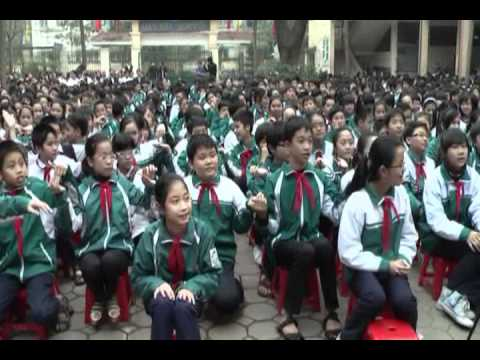 """Trường THCS Nguyễn Trãi - """"học làm người có ich"""" - Hanoiadc.org.vn"""