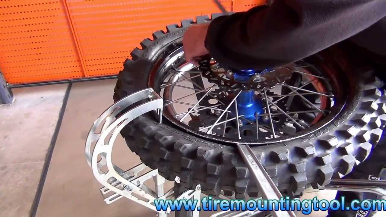 Tmt 3 The Fastest Bib Mousse Tire Changer For Off Road