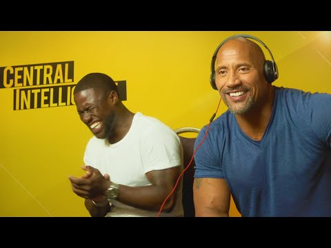 Thumbnail: WHISPER CHALLENGE WITH KEVIN HART & THE ROCK!!!