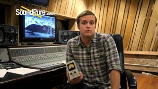IGS Audio ONE LA 500-Series Tube Opto Compressor - Quick n