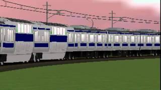 RailSim E531系