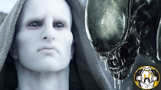 Did Engineers Create or Worship Xenomorphs? - Theory Explained