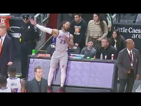 Derrick Rose Gets Angry & Throws Pen Into Crowd But It Costs Him An Unreal $25,000 Fine!