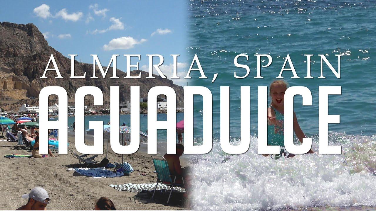 Download Aguadulce, Almeria: Spain   Marina, Beach (Playa), Town