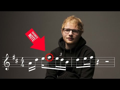 How Ed Sheeran Writes A Melody | The Artists Series S1E3