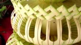 Cara membuat Janur Payung Agung - satya dekorasi