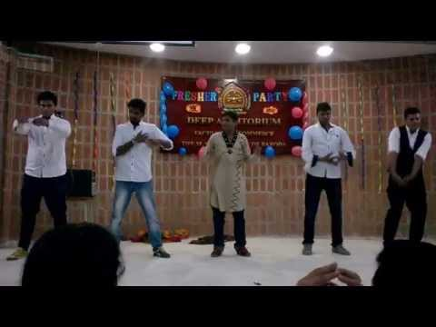 funny group dance on new songs and advertisement  FANTASTIC FIVE baroda  MUST WATCH CHAVAT BOYS