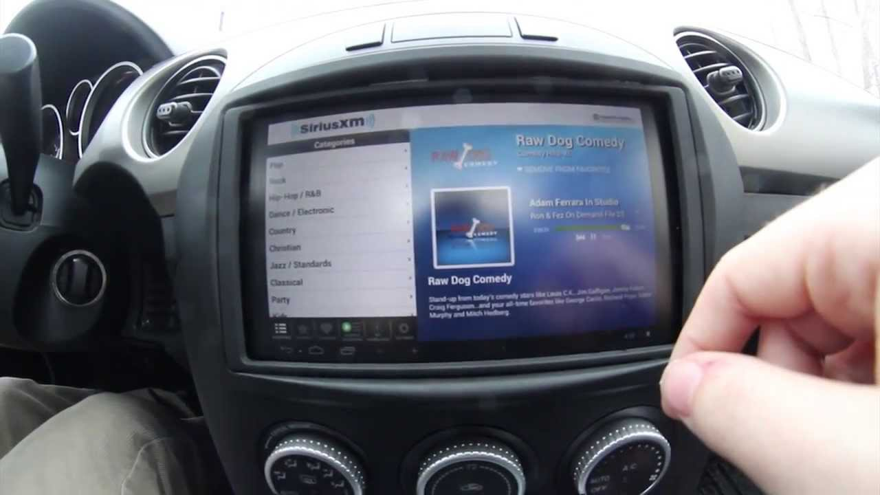 Nexus 7 In Dash Demo 2010 Mx5 Miata Doovi