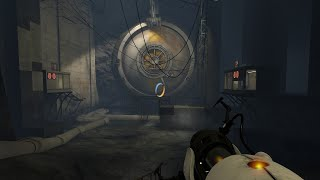 Portal 2 - Old Aperture (Part 9) [NO COMMENTARY]