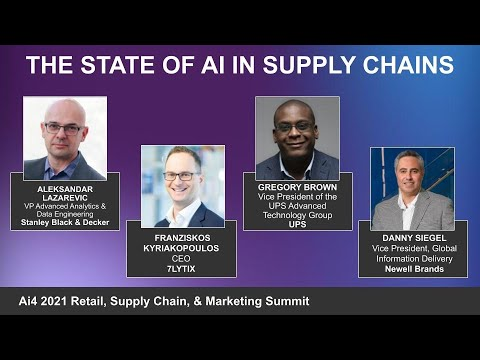 Panel: The State of AI in Supply Chains