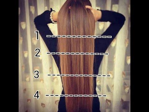 Imagenes de cabello super largo