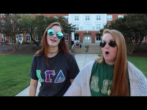 AGD Recruitment Video Longwood University