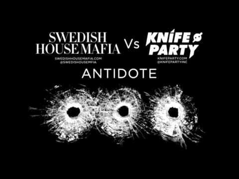 Swedish House Mafia Vs Knife Party - Antidote (Knife Party Dub)