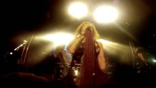 GoPro HD Steel Panther - Eatin Aint Cheatin, Live @ Cubby Bear, Chicago, 4/21/11
