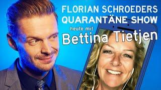 Die Corona-Quarantäne-Show vom 16.06.2020 mit Florian Schroeder und Bettina Tietjen