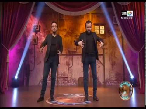 Les Inqualifiables @ Jamel Comedy Club Maroc 2018