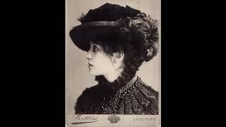 🧤 Eleonora Duse - Italian actress (1859-1924) 👜