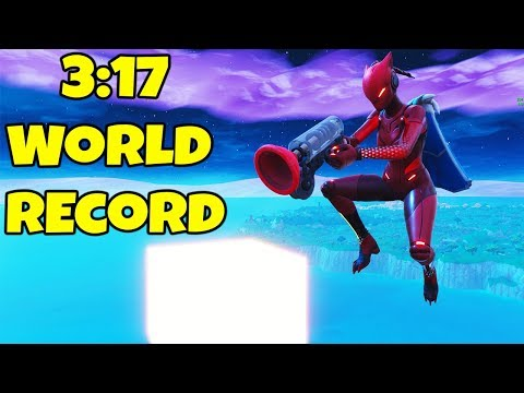3:17 Official Death Run WORLD RECORD!! ($1500 Cizzorz Death Run Winner) CREATIVE MODE!
