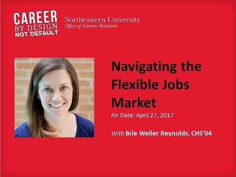 Career by Design Webinar Series: Navigating the Flexible Jobs Market