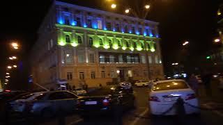 Новогодний праздник в Киеве начался